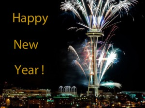 Happy New Year from My PhD Services, plumber in Tacoma WA